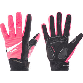 Endura Luminite Gloves Women neon pink